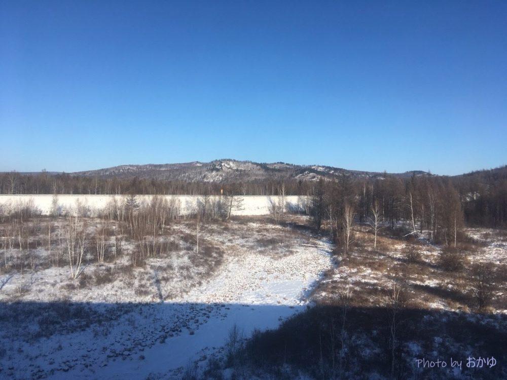 シベリア鉄道横断旅行記