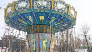 シベリア鉄道横断旅行記:ハバロフスク観光